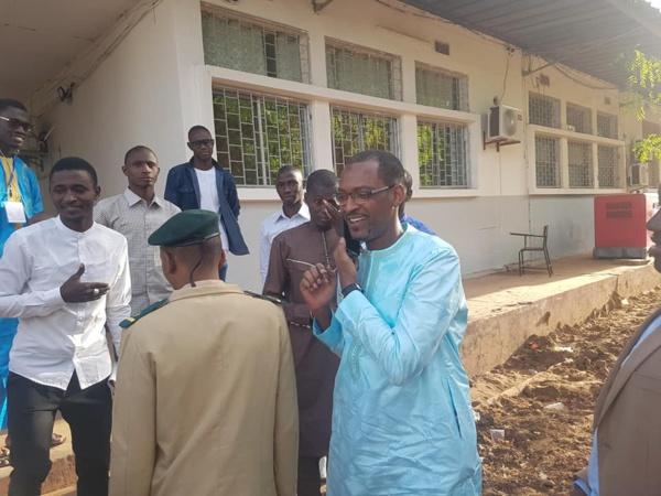 Universités de Bambey et Thies: Mame Boye Diao rend visite aux étudiants originaires de Kolda
