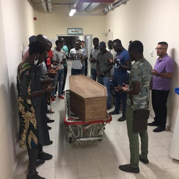 La dépouille mortelle de Amadou Boiro en route pour Ziguinchor
