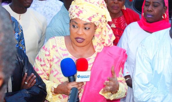 Ndèye Saly Diop convoque les élues et nommées de l'Apr