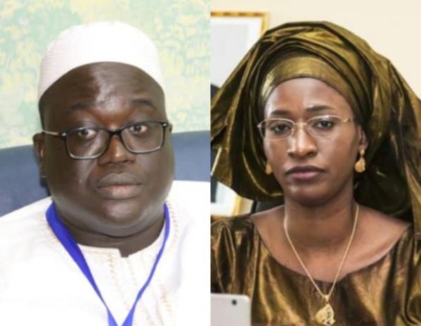 Macky renforce Touba:  Cheikh Abdou Lahad Mbacké  et Sokhna Amy Mbacké nommés