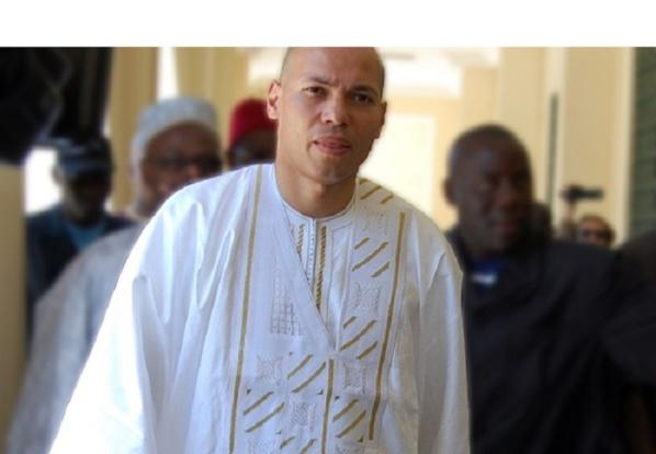 Karim Wade: «En dépit de nos divergences politiques, Tanor Dieng reste... »