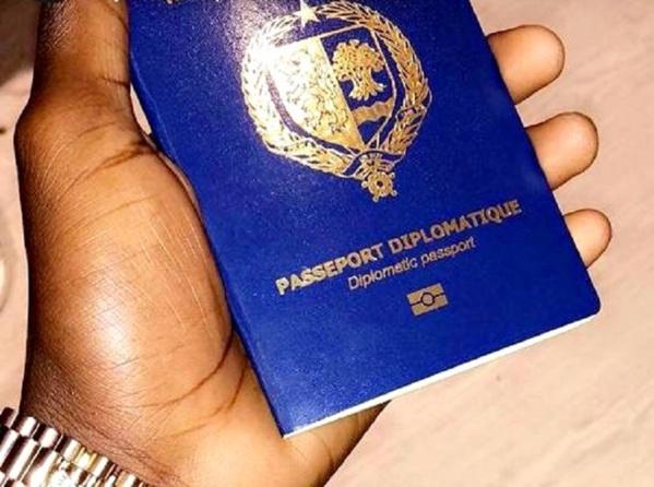 """Les """"lions"""" ont reçu leurs passeports diplomatiques"""