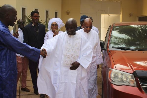 Tabaski 2019 : Idrissa Seck souhaite un pardon pour ses offenses