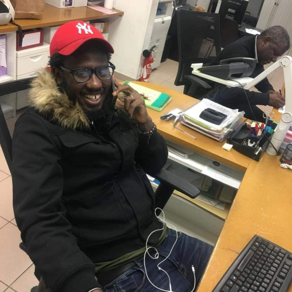 L'activiste Idrissa Fall Cissé a réussi son coup