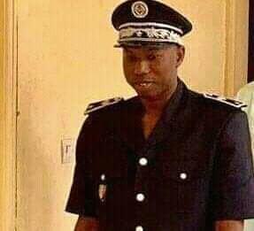 Le commissaire  Bara Sankharé devient conseiller à la...