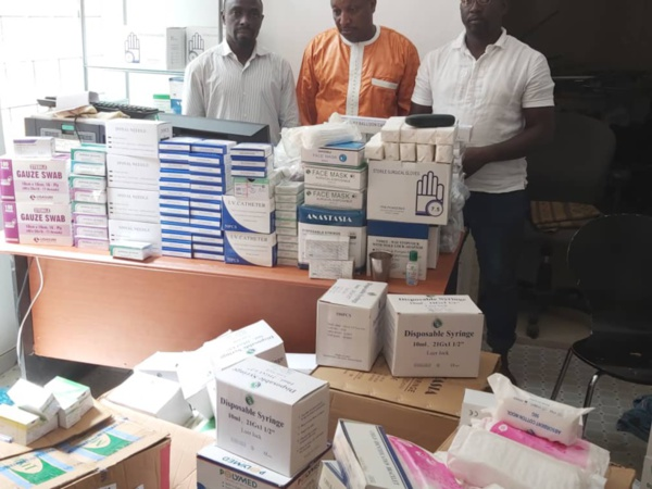 Accident à Badiouré : un responsable de Rewmi débloque 2 millions F CFA pour...
