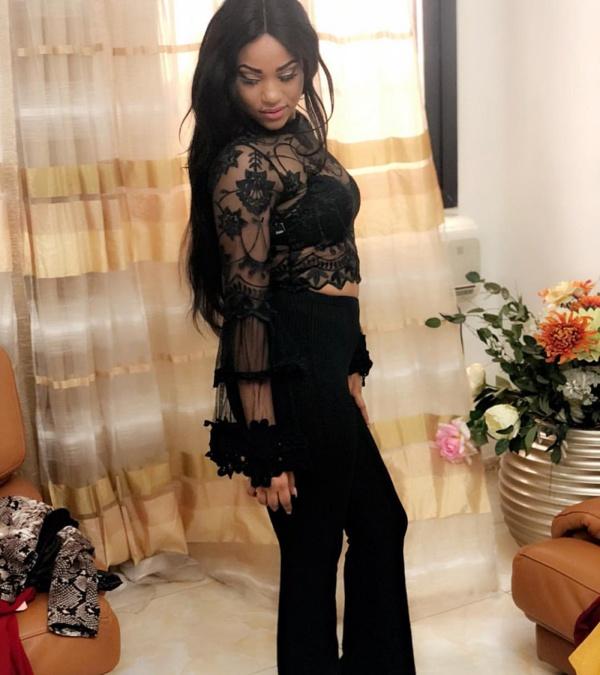 Léna Guèye, l'ex de Balla Gaye, montre ses belles courbes