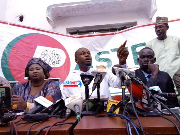 Scandale -Sall-Pétro-Gaz: Sonko appelle à une grande mobilisation demain