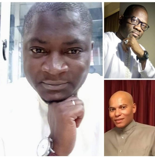 Réponse à Karim Wade alias Mayoro Faye sur les propos de Oumar SARR