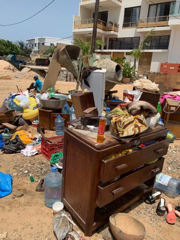 Sa maison démolie, Me Moussa Bocar Thiam accuse Mamour Diallo et IBK
