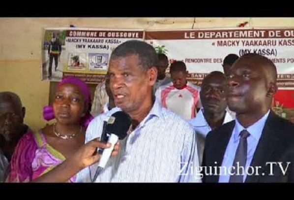Oussouye en deuil: Mamadou Kana Diallo du CESE, n'est plus