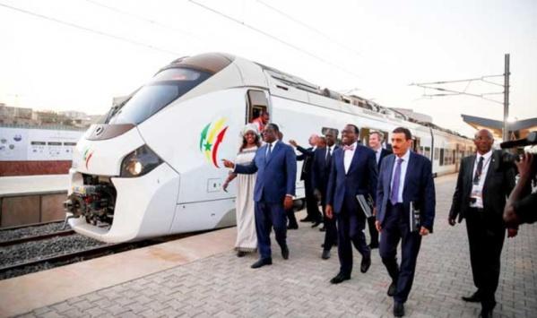 TER et BRT : Ces projets de Macky qui vont accélérer l'atteinte des objectifs de réduction des GES  au Sénégal à l'Horizon 2035