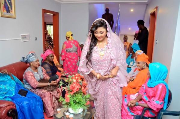 Ndiaya Sylla, la nouvelle épouse de Serigne Modou Kara
