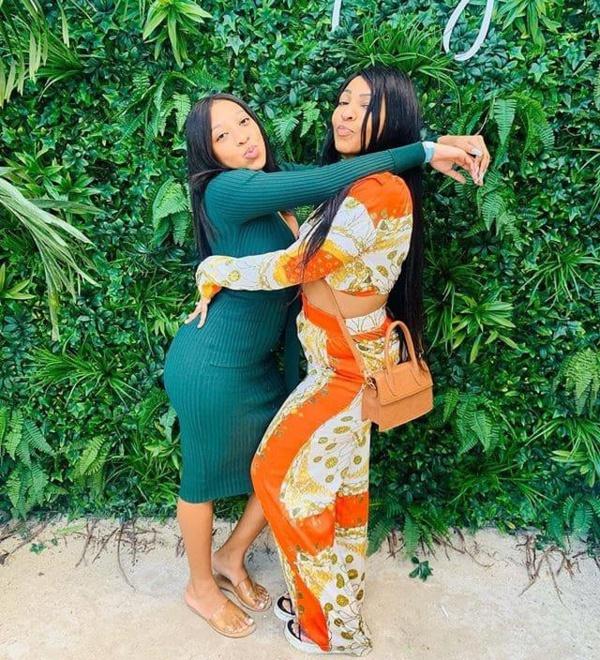 Miami: Zeyna Ndour en toute complicité avec sa mère Viviane Chidid