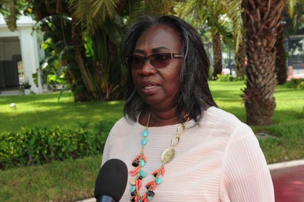 La ministre Sophie Gladima: «Tout ce que Ousmane Sonko dit est faux, nous n'avons pas signé de contrat avec... »
