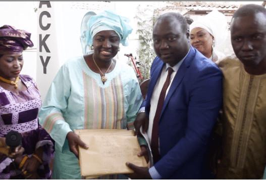 Kaolack: Mimi Touré préside la rentrée politique de l'Arprodel, Samedi
