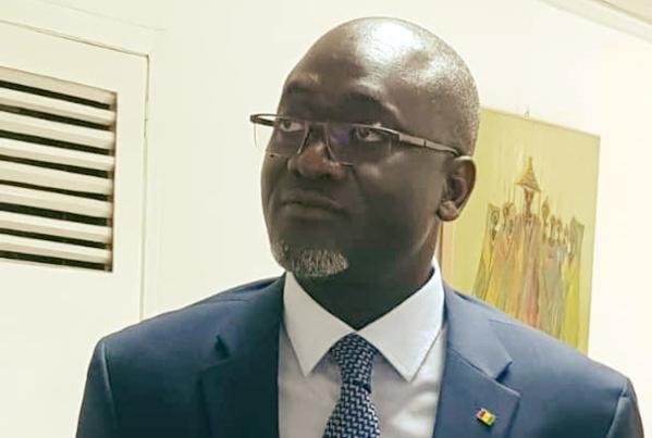 Diisoo avec Papa Mademba Biteye, DG de la Senelec (Souleymane Ly)