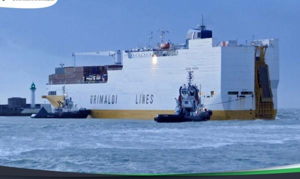 Drogue saisie au Port : Le capitaine du bateau quitte tranquillement le Sénégal