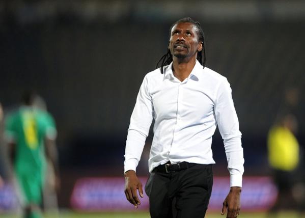 Le trophée du meilleur entraîneur échappe encore Aliou Cissé !