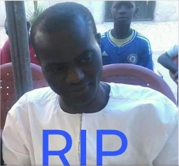 Décès du journaliste Ibrahima Diakhaby: Les condoléances de Ousmane Sonko
