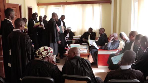 La Magistrature en Deuil : El Hadji Diouf est décédé