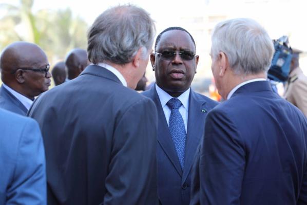 Le Sénégal a décidé d'expérimenter la chloroquine pour traiter ses malades du coronavirus