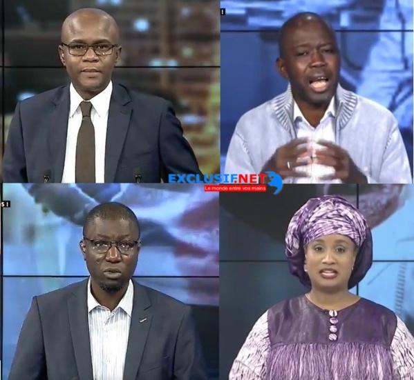 Deux poids deux mesures: Les journalistes de la RTS ne portent pas masques
