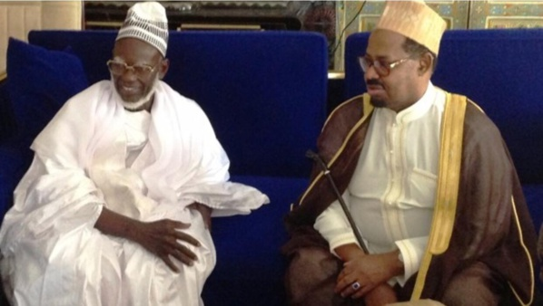 Serigne Mountakha appelle Ahmed Khalifa Niasse : Voici le contenu de la discussion