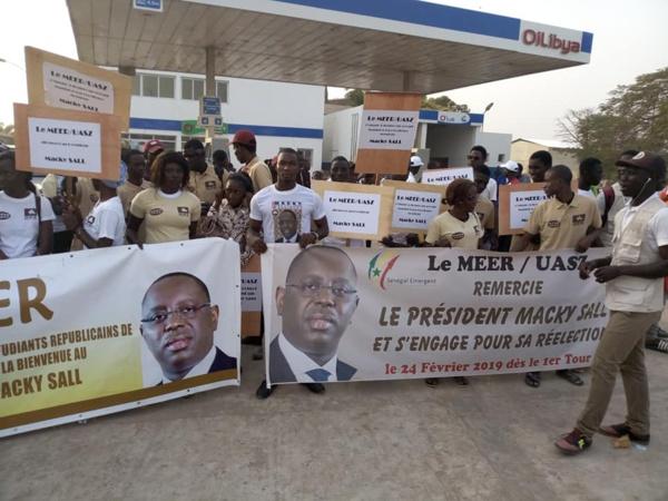 Nominations et limogeages à l'UASZ: Le MEER de Ziguinchor se prononce