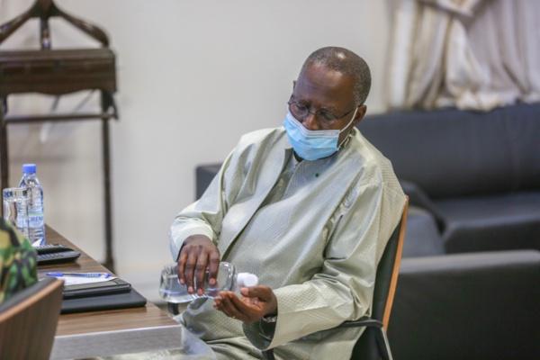 """Korité: Ces autorités Mourides qui n'ont pas respecté le """"Ndiguele"""" du Khalif, vilipendés par Serigne Modou Bousso Dieng"""