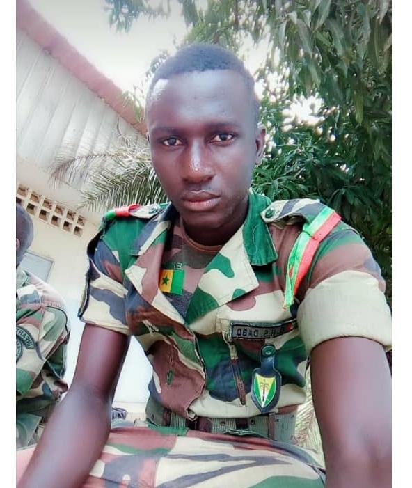 Incidents à Bissine: Le soldat El Hadji Saloum Dabo, la deuxième victime