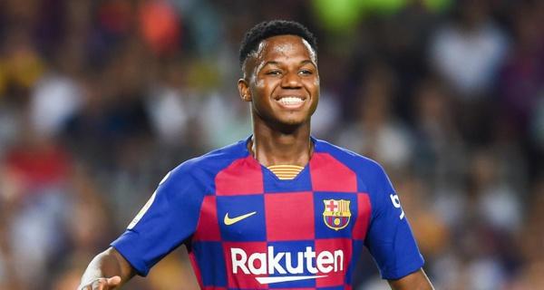 Ansu Fati : 6 choses à savoir sur la nouvelle pépite de Barcelone