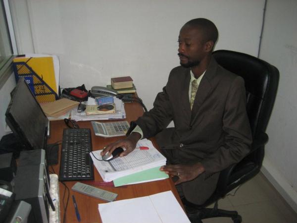 Tuerie de Boffa: Oumar Ampoi Bodian auditionné par le juge...
