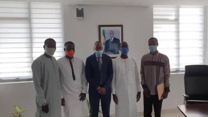 Le syndicat des travailleurs de l'agriculture rencontre le ministre Moussa Baldé