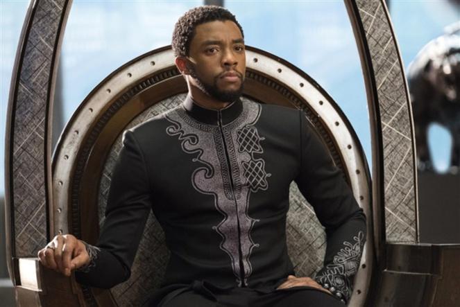 """Cinéma : Décès de Chadwick Boseman, acteur principal de """"Black Panther"""""""