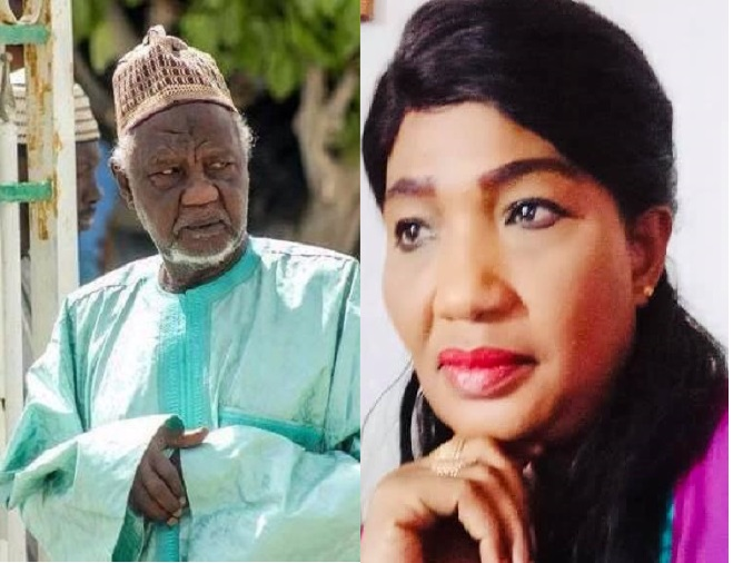 Nécrologie :Habibatou Kane Ly, Présidente de FLD a perdu son père