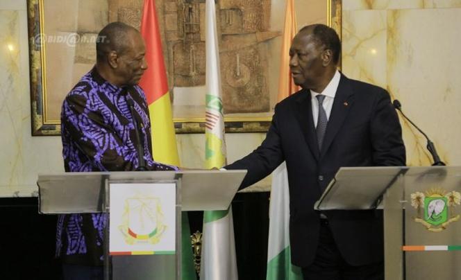 """""""Les 3e mandats sont aussi des coups d'Etat"""" : Condé et Ouattara, des putschistes comme au Mali ?"""