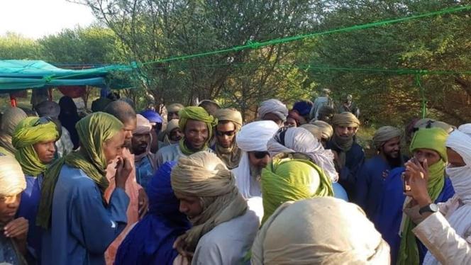 Le gouvernement de Macky s'inquiète après la libération des Djihadistes Mimi Ould Baba et de Fawaz Ould Ahmed