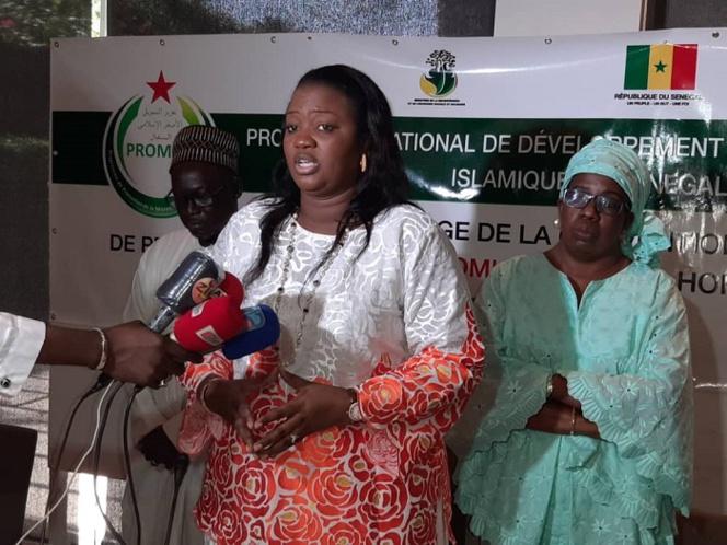 """Yaye Fatou Diagne, coordinatrice du PROMISE: """"La finalité de notre programme est de voir la branche de la microfinance islamique devenir performante, inclusive..."""""""