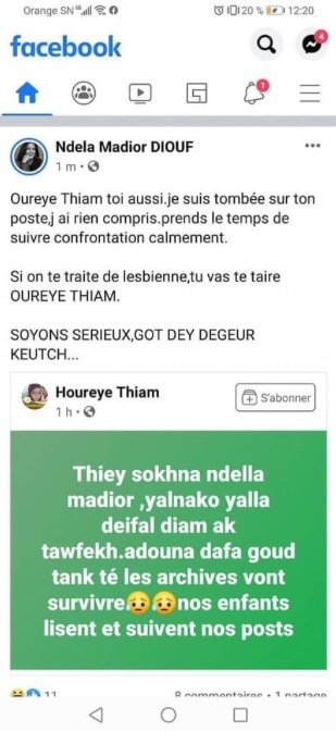 "Ndella Madior fonce sur ses détracteurs : ""Gor day deugueur"""