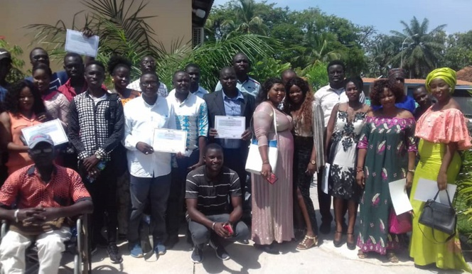 "Ziguinchor: L'association ""Djimbéring agro Bussiness"" forme 24 entrepreneurs"