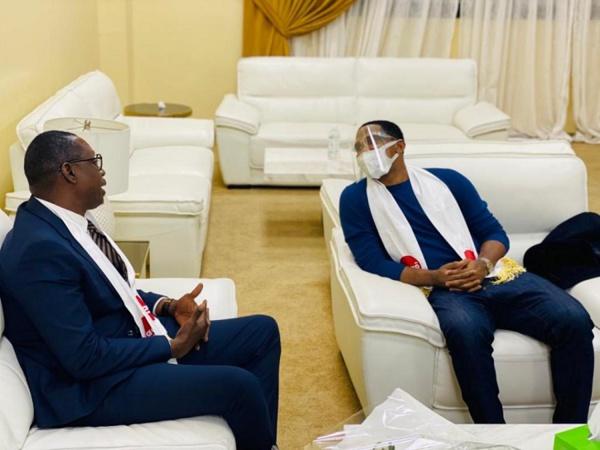 Samuel Eto'o à Dakar (Images)
