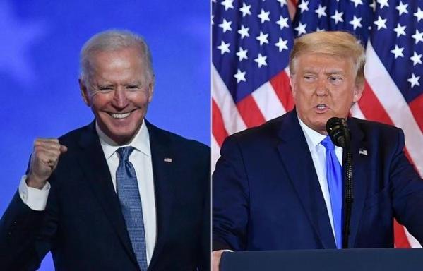 Présidentielle américaine: Joe Biden creuse son écart avec Donald Trump