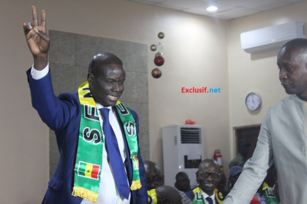 Malick Gackou peut désormais rejoindre Macky Sall (Communiqué)