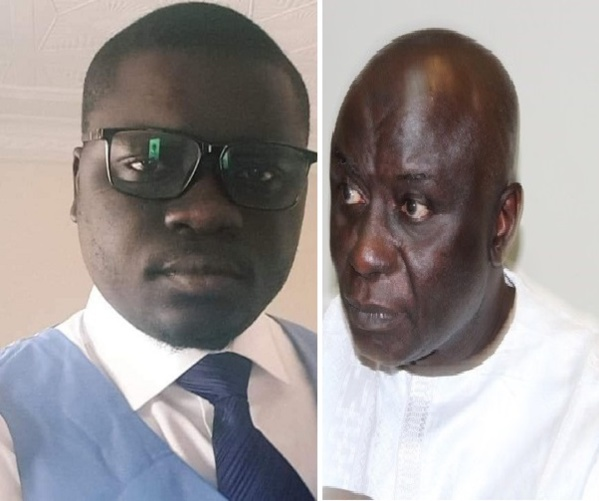 Mohamed Adama Mbaye, Coordinateur de Rewmi Diamniadio quitte le Parti d'Idrissa Seck
