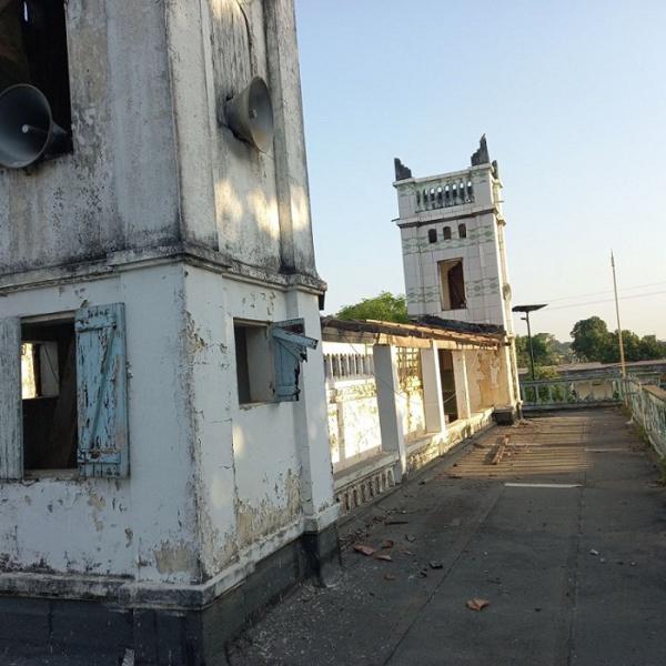 """Ziguinchor: Baldé lance les travaux de """"réhabilitation"""" de la grande mosquée"""