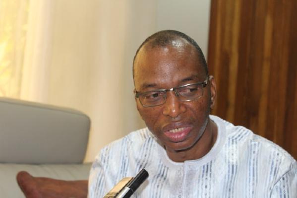 Le ministre de l'Agriculture, Moussa Baldé: