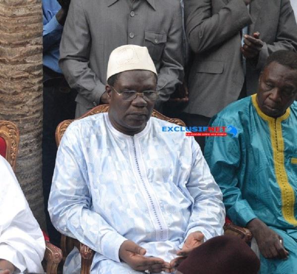 Nécrologie: L'ancien ministre d'Etat Ousmane Ngom perd son grand frère