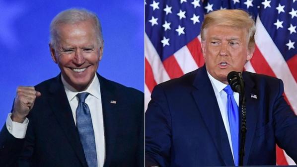 Le recomptage dans l'État de Géorgie confirme la victoire de Biden