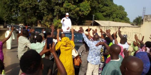 Reconduction du PR Moussa Baldé au poste de MAER : Le Fouladou remercie Macky Sal